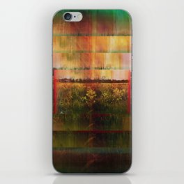 The Surface of Solitude-Infinity iPhone Skin