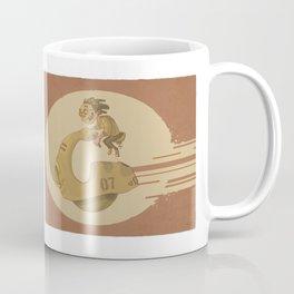 A Kid and his Spacebike Coffee Mug