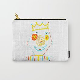 Pablo Picasso Le Clown (The Clown) Artwork Reproduction, tshirt, tee, jersey, poster, artwork Carry-All Pouch