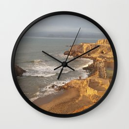 Cliff House Wall Clock