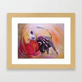 2009 Toro Acrylics 02 Framed Art Print