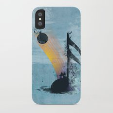summer tune Slim Case iPhone X