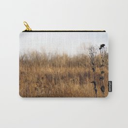 Red Wing Black Bird Carry-All Pouch