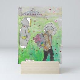 Poppy Field Mini Art Print