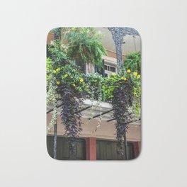 French Quarter Balcony (01) Bath Mat