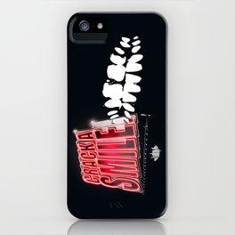 Crack A Smile iPhone Case