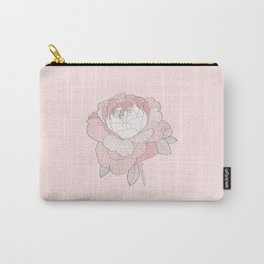 PEONIA ROSA - Sorbetedelimón Carry-All Pouch