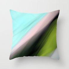Liquorice Allsort Throw Pillow