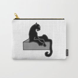 black Panther . Art Carry-All Pouch