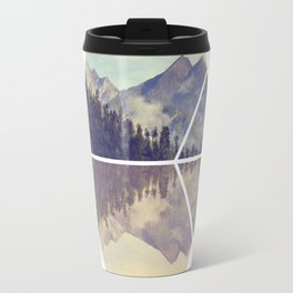 Mountain Reflection Travel Mug