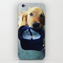 Tucker iPhone Skin