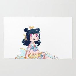 Mermaid Yoshiko Tsushima Rug