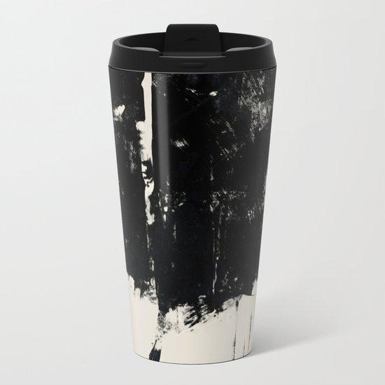 UNTITLED#71 Metal Travel Mug