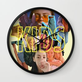 Kids+ Wall Clock