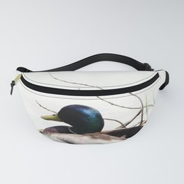 Chilling on the shore Fanny Pack