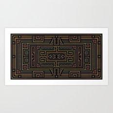 Totem Soul.  Art Print