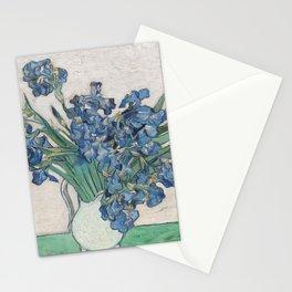 Vincent van Gogh - Irises (1890) Stationery Cards