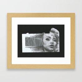 Envelope 3 Framed Art Print