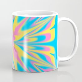 Pan Tie-Dye Coffee Mug