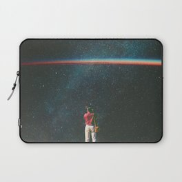 Saw The Light Laptop Sleeve