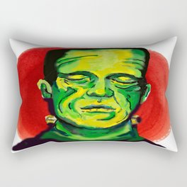 Frankie...Lets Get Some Candy Rectangular Pillow