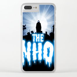 The Unholy Clear iPhone Case