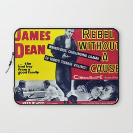 Rebel Without A Cause Laptop Sleeve