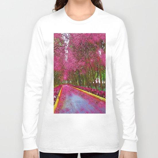 CHERRY BLOSSOMS SPRING Long Sleeve T-shirt
