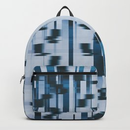 Distorted Lines Backpack