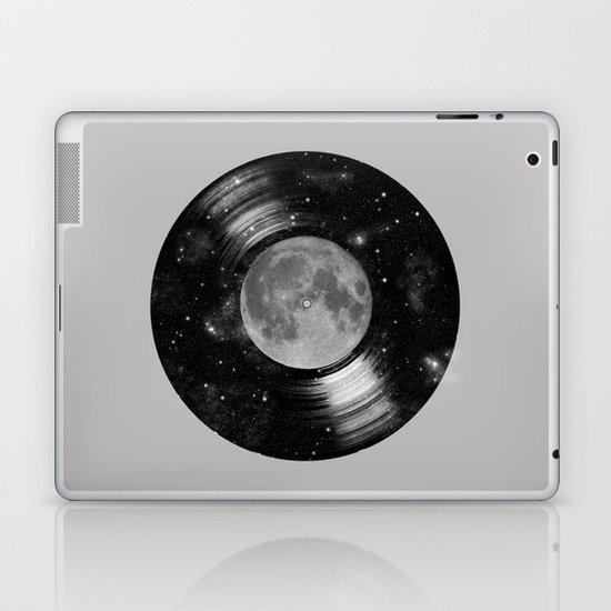 Galaxy Tunes Laptop & iPad Skin