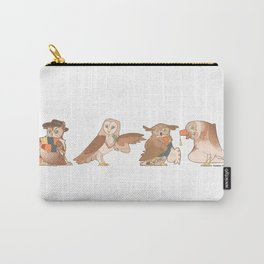 Doctor Hoo Carry-All Pouch