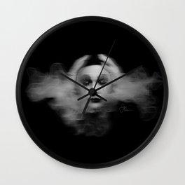 'La Pierrot' (Outtake) (C)Joel Stephen Birnie 2014 Wall Clock