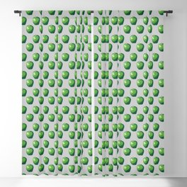 Green Apple_A Blackout Curtain