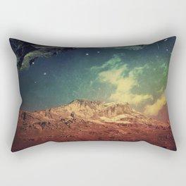 Dream Mountains Rectangular Pillow