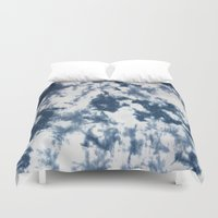 gypsy Duvet Covers featuring Gypsy by Tasteful Tatters