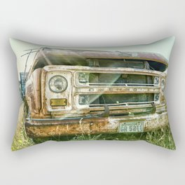 Vintage Chevy Truck Rectangular Pillow