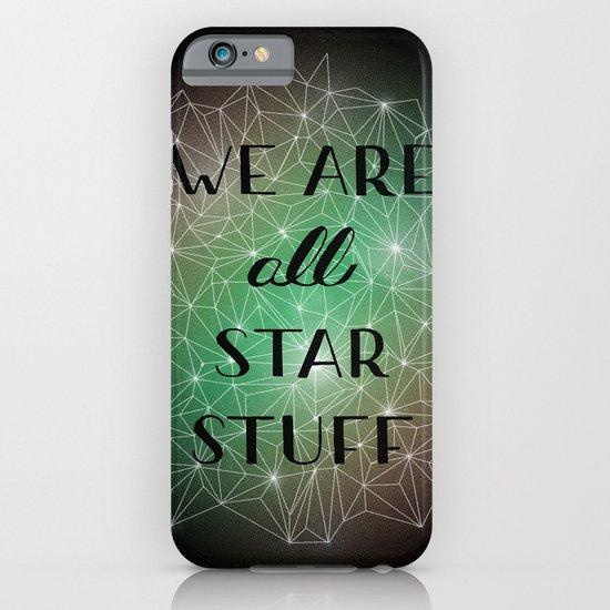 Star Stuff iPhone & iPod Case