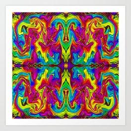 Pattern-315 Art Print