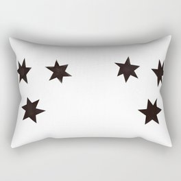 Magical stars Rectangular Pillow