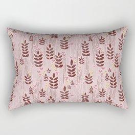 Spring morning Rectangular Pillow