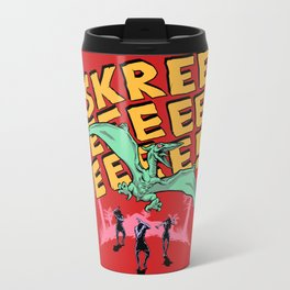 Pterror From Above! Travel Mug