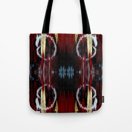 Fading Doubled Tote Bag