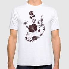 Heisenberg SMALL Ash Grey Mens Fitted Tee