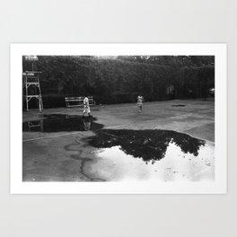EARTHLING II  Art Print