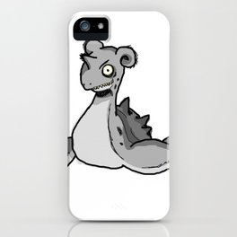 Lapras the scary iPhone Case