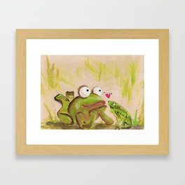 That is the one! Framed Art Print