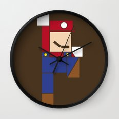 Let's Go Minimal! Wall Clock