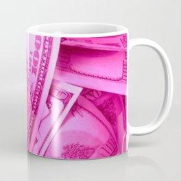 Pink Barbie Benjamins Coffee Mug