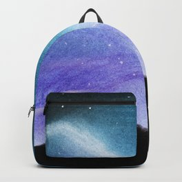 Pastel Starry Night Backpack
