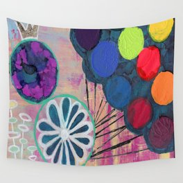 Embrace Color Wall Tapestry